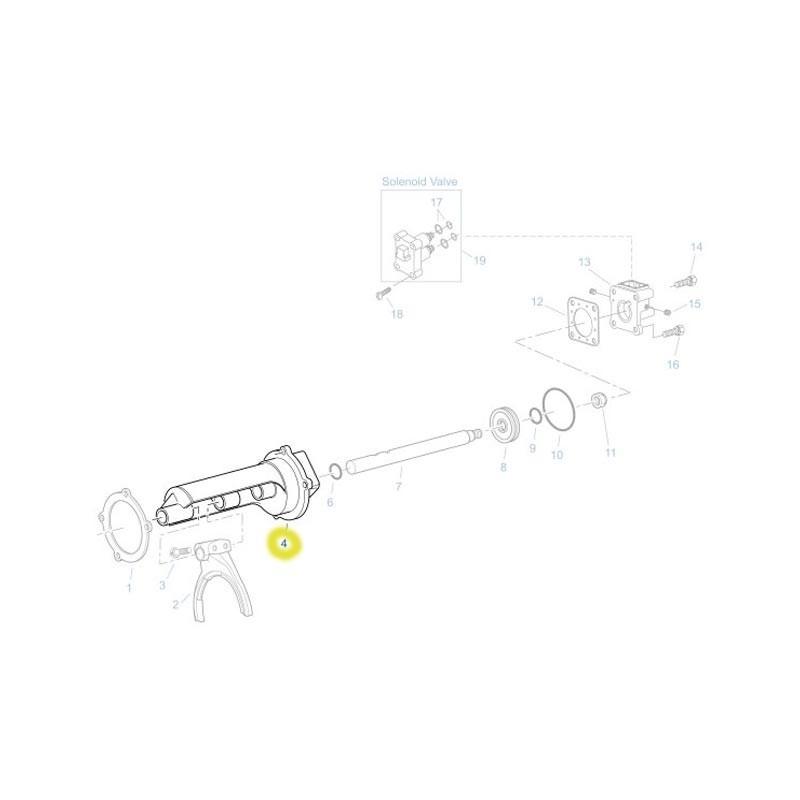 FULA8690-CILINDRO SIMPLE CAJA