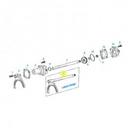 FULA6162-HORQUILLA DOBLE RTX12609