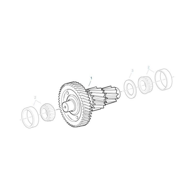 FULK3500-MASA AUX. 4303914/4303937