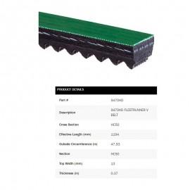 G9470HD-BANDA 13mm 1205